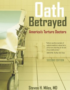 """""""Oath Betrayed"""" will focus on the complicity of medical staff at Abu Ghraib. Submitted."""