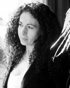 Filmmaker Nahid Perssson Sarvestani, the featured artist of Out of Scandinavia week. Submitted.