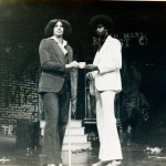 "The production ""The Me Nobody Knows"" was put on by the BSO in the 1970s. Gustavus Adolphus College Archives"