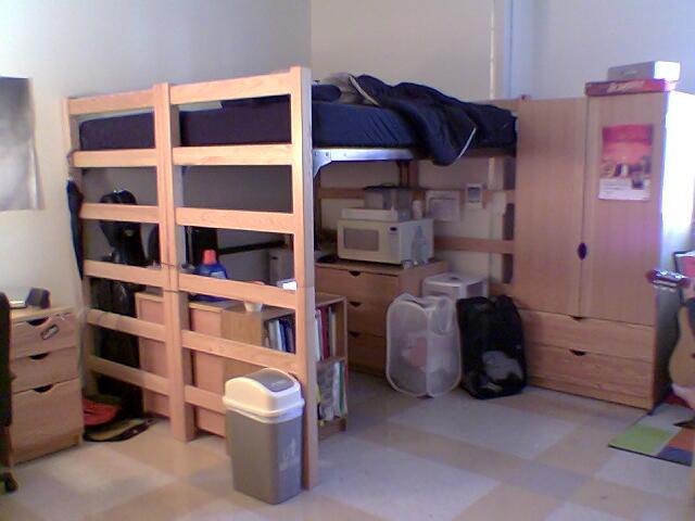 Gustavus Dorm Rooms