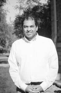 History and LALACS Professor Sujay Rao. Ally Hosman