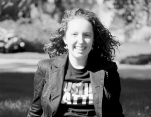 Whether it's turning in a paper, helping a friend, or organizing the Building Bridges Conference, Becca puts 100% into everything she does. Ally Hosman