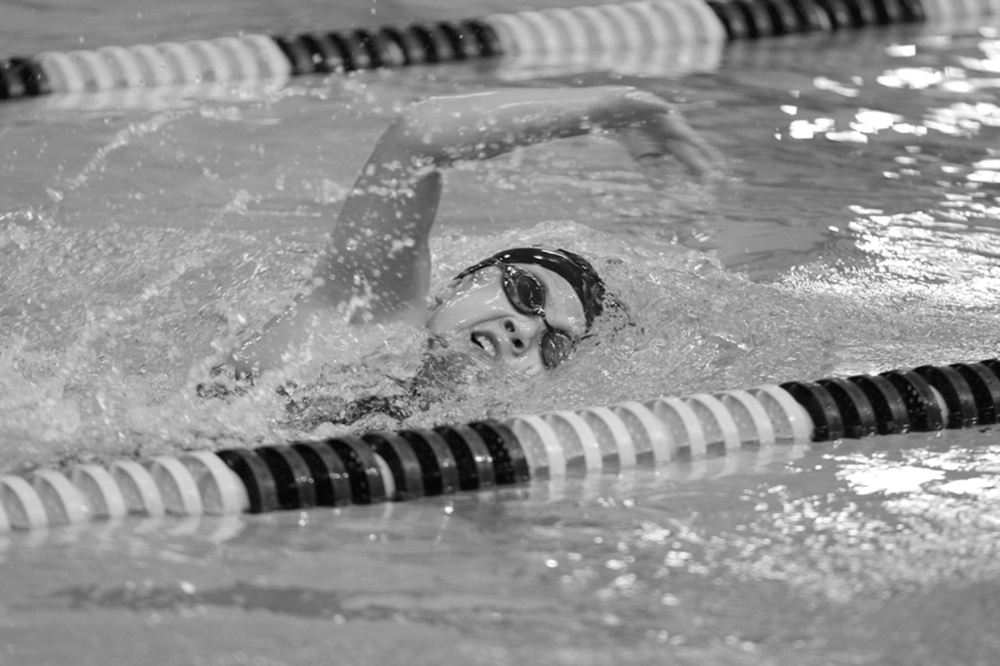 The Women's Swimming and Diving team finished in first place while the Men's team placed fourth at the Morningside Invitational in Sioux City, Iowa, last week.