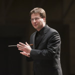 Grammy nominated Patrick Miller conducted this year's GWO tour of Minnesota and Wisconsin.