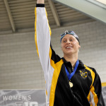 Swimming - Jenny Strom received the MIAC Swimmer-of-the-Year award for her performances throughout the season.