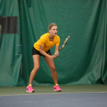 Michaela Schulz earned her second MIAC Tennis Player-of-the-Week honor after her performances in Madison, WI. After going