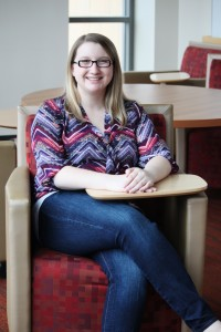 After graduating, Hayley wants to focus on working for social justice through activism.