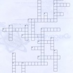 issue 18 Crossword
