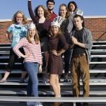 Top Row: Cameron MacDonald, Mikayla Kvittem-Barr Middle Row: Lindsey Taylor, Emily Knutson, Rachael Manser Bottom Row: Caroline Probst, Molly Butler, Matt Glaser