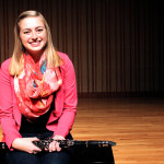 Laura has been playing clarinet since fifth grade and plans to pursue her passion for music as a band director.