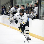 The Men's Hockey team will hit the ice in the Don Roberts Ice Rink on Monday, Oct. 19. The team hopes to come back from a rough season, in which they missed the playoffs.