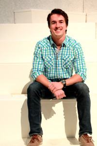 After he graduates, Tyler will be working in the Technology Leadership Development Program at Ameriprise Financial.