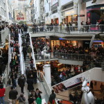Boxing Day, the day after Christmas Day, is a hectic shopping holiday in Canada much like Black Friday in the United States.