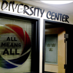 The Diversity Center is a positive, welcoming environment for all Gustavus' students, faculty, and staff, located on campus.