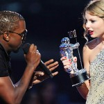 "Kanye West questionablely exercised his First Amendment rights at the 2009 Video Music Awards, interrupting Taylor Swift's acceptance speech for the ""Best Female Video"" award."
