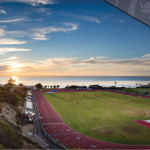 This sunny venue at Point Loma University played host to Gustie Track and Field athletes over Spring Break, and brought together over 20 institutions across all NCAA divisions.