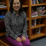 Sun Hee was recently awarded tenure at Gustavus.
