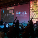 The Gustavus musicians are hard at work preparing for this year's Nobel Conference Concert.