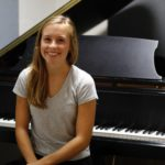 Anna's involvement in music programs carries on the traditions of her Gustie family.