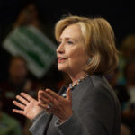 Hilary Clinton is rumored to be involved in large conspiracy theories.
