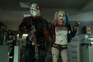 Margot Robbie's Harley Quinn is a diamond in the rough, as she properly represents the bubbly personality of the Batman villain.