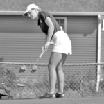 Sophomore Erin Ericson was named the MIAC Athlete of the Week after recording her first career medalist honor this past weekend.