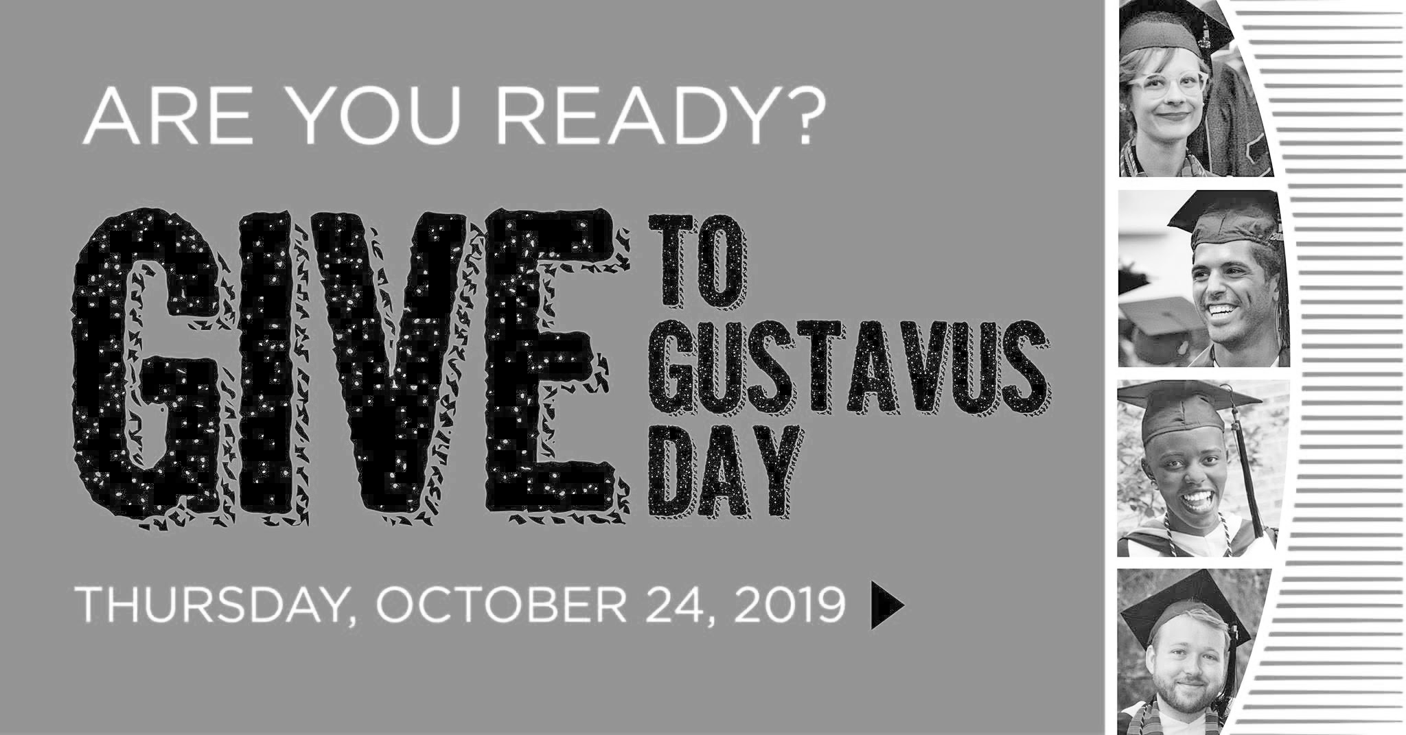 Give to Gustavus Day starts Oct. 24.