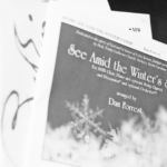 Fliers for a local Christmas concert.