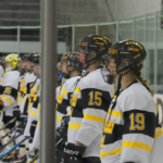 The Gustavus Women's Hockey team is currently ranked No. 4 in the nation and have a 7-0 overall record and 4-0 record in conference play.
