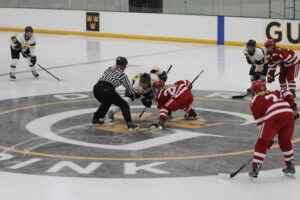 The Gusties defeated St. Mary's 4-1 and will face Augsburg in the finals.
