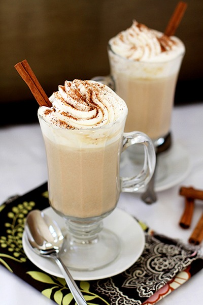 pumpkin spice white hot chocolate 4 5 cups whole milk 12 oz chopped ...