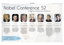 Nobel Conference 52: In Search of Economic Balance