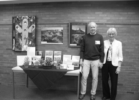 Books in Bloom draws alumni and community members. Gustavus Marketing and Communications