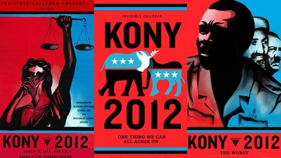 Slacktivism, thy name is Kony. Wikipedia.