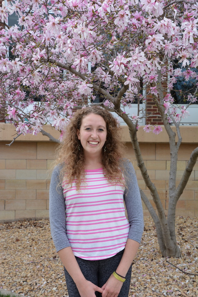Laura's experiences with Gustavus have set her up for a bright future.
