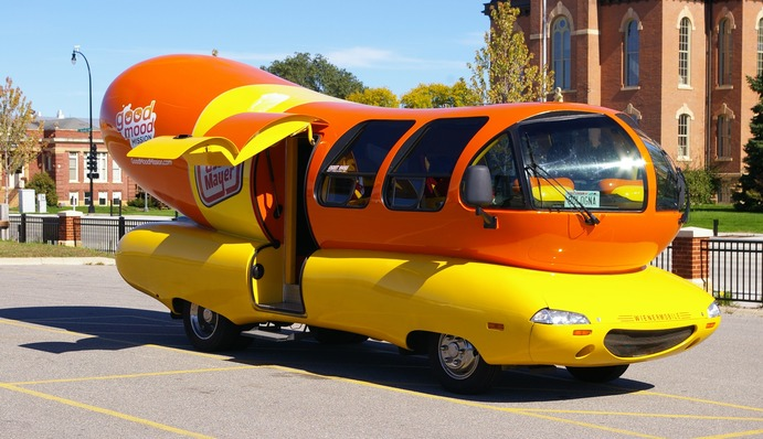 The Wienermobile  es To Town likewise Resident Has Lived At Life Care Center Of Cleveland For 35 Years additionally Wiener Mobile Involved In Accident Sunday as well Kelby moreover  on oscar mayer wienermobile schedule 2018