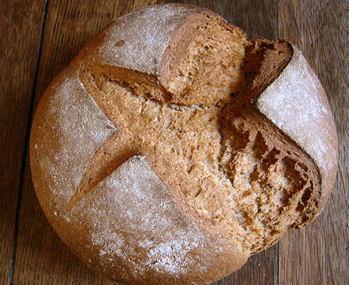 Learn the process of making a bread you can really embody and love. Creative Commons.