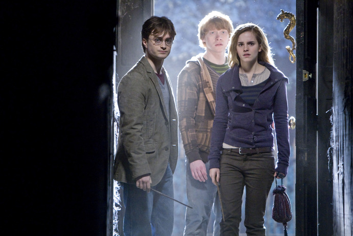 Harry Potter and the Deathly Hallows, Part 1 premiered on midnight Nov. 19 to very excited audiences. MCT Campus.