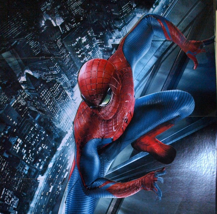 Swinning into Wallenberg this weekend, does whatever a  spidey can. <em>Creative Commons</em>