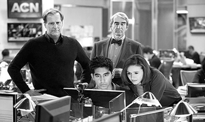 <em>The Newsroom</em> Sorkin's latest project <em>Creative Commons</em>