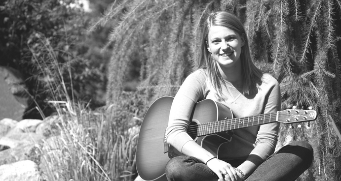 For Jessie, musical inspiration can come from anything ranging from a fortune cookie, to her favorite songs. Ally Hosman