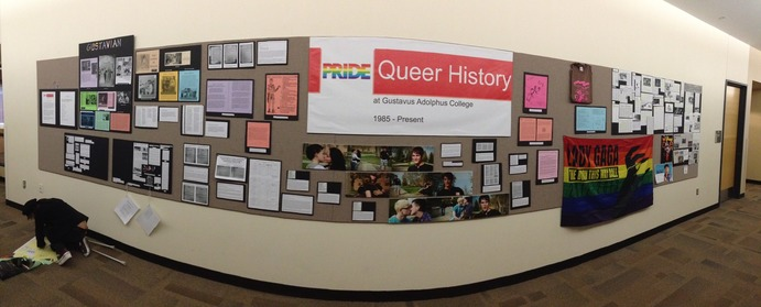The LGBTQA history is one worth remembering. Mason Kruize