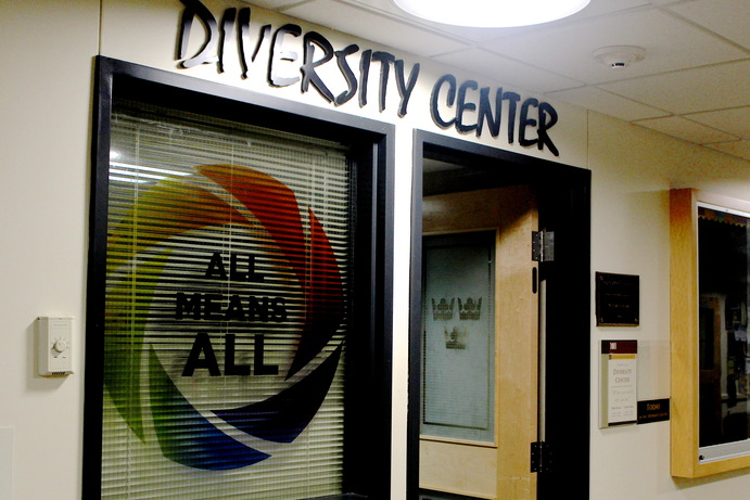 The Diversity Center is a welcoming environment for historically underserved students, faculty and staff.