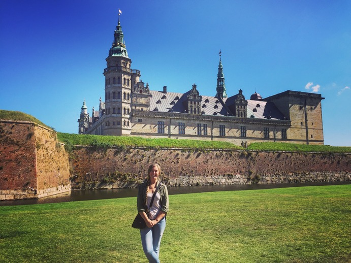 Copenhagen's offered some entertaining cultural and historical sites for Solveig to see.