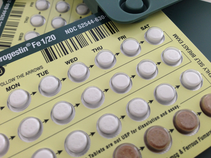 Schmidtke references research that says the side-effects of birth control are the same for men and women.