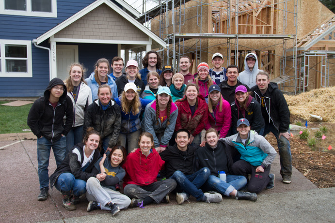 Habitat for Humanity travels to different states to build affordable housing for families in need.