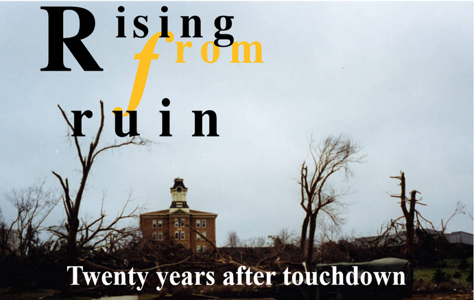 Rising from ruin: Twenty years after touchdown