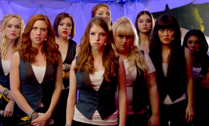 The latest installment in the Pitch Perfect franchise might surprise viewers with a fresh perspective on a capella.